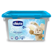 Kapsuly pracie gélové Chicco Sensitive,16ks